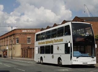 Manchester Bus Tour