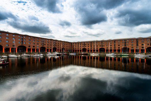 Albert Dock, Liverpool, North West © Marketing Liverpool