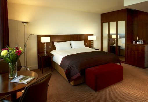 Bedroom at Macdonald Manchester Hotel & Spa