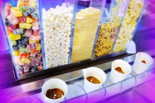 Sweets -Cadbury World