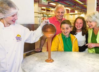 Chocolate Making -Cadburys World