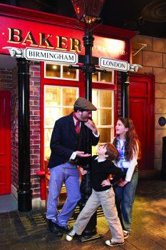 Bull Street -Cadburys World
