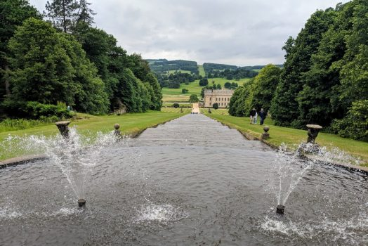 day trip to Chatsworth