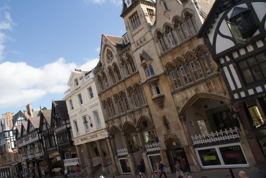 Day Trip to Chester