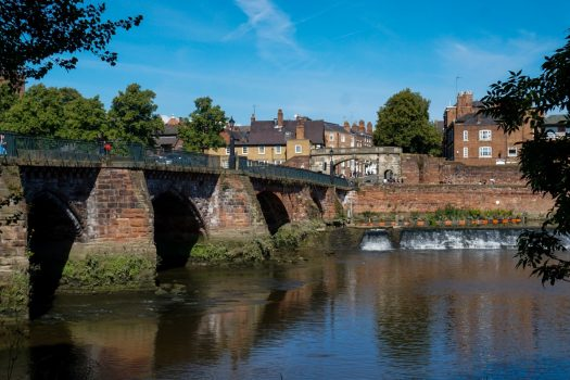 River Dee, Chester