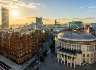 Cityscape from No1 Peters Square, Manchester-07 © Marketing Manchester and Rich J Jones