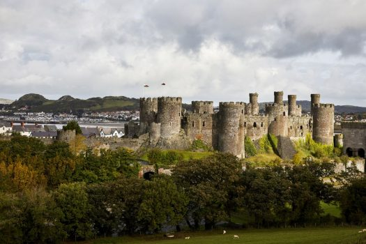 Conwy Castle and Llanduno Day trip