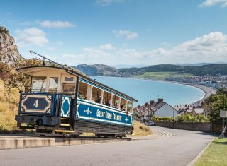 Great Orme Tram MG-6245 © Conwy County Borough Council