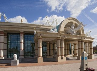 Great hall entrance side ©The Intu Trafford Centre