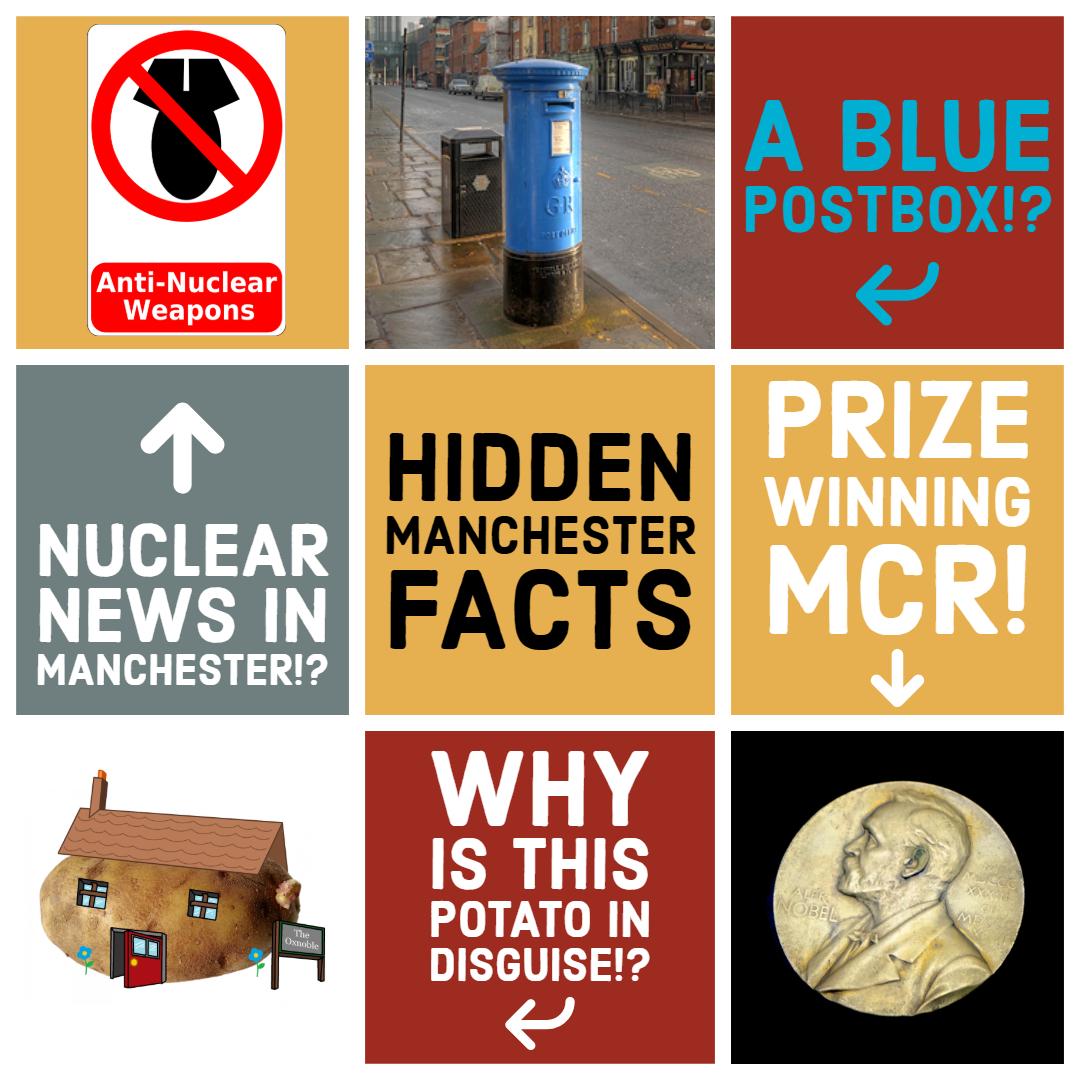 Hidden Manchester Facts