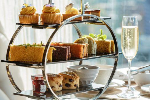 Hilton Manchester Deansgate hotel, Manchester - Cloud 23 - Afternoon Tea (5-NCN)