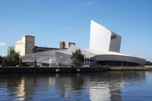 Imperial War Museum North, Salford Quays, Manchester © Courtesy of Marketing Manchester