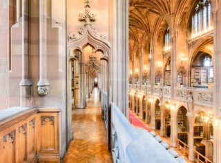 John Rylands Library, Manchester-8 © Marketing Manchester and Rich J Jones
