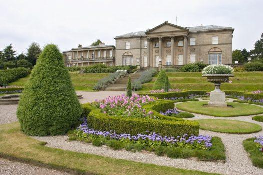 Knutsford, Cheshire - Manchester Gateway Project - Tatton Park - Italian Garden