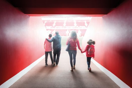 Anfield day trip
