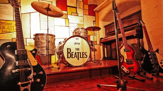 Liverpool, North West - Cavern Stage - The Beatles Story © The Beatles Story