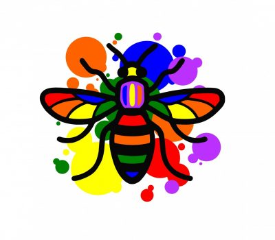 Manchester Pride Bee