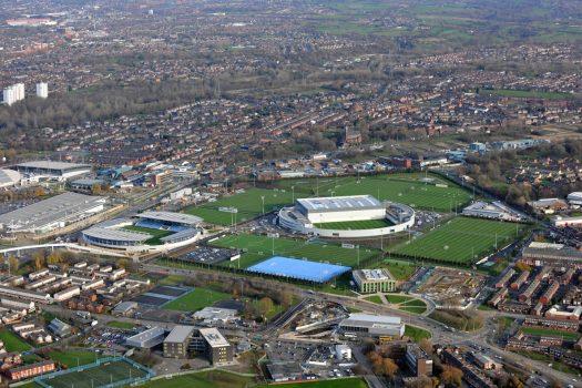 Manchester City Stadium & City Academy