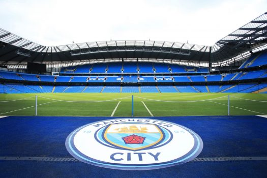 Manchester City Football Club - Etihad Stadium - Manchester Derby