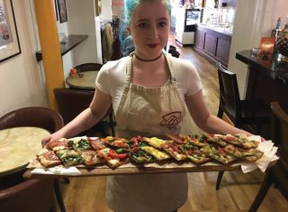 Manchester Food Walk - Pizza (NCN)