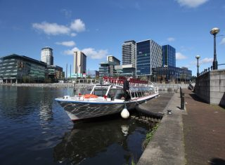Manchester Sightseeing Cruises - Princess Katherine (NCN) 05