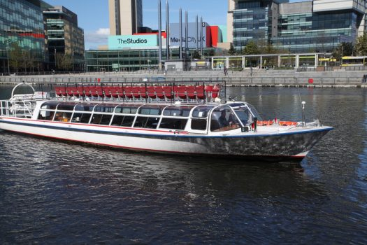 Manchester River Cruise