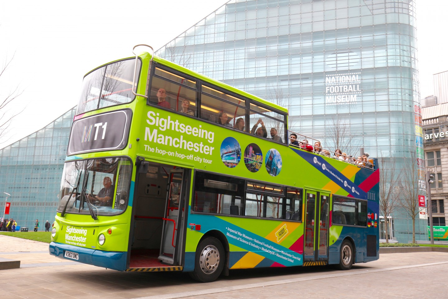 Sightseeing Manchester Bus Tour Manchester Sightseeing Tours