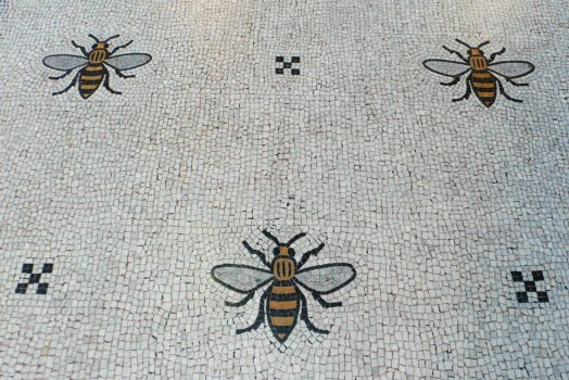 Manchester Town Hall floor