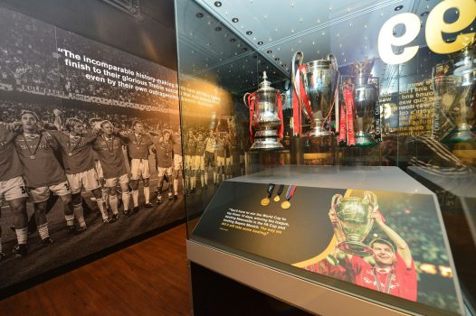 Manchester United Stadium Tour Manchester Sightseeing Tours