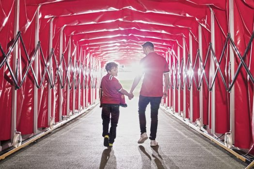 Manchester United Stadium Tour