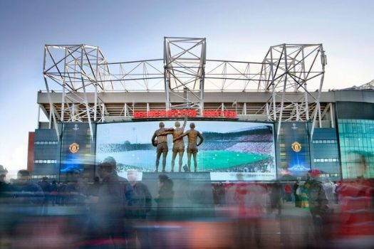 Manchester United Football Ground