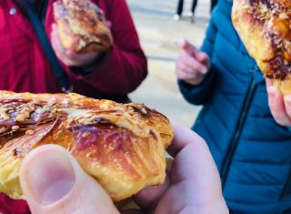 Manchester food walks