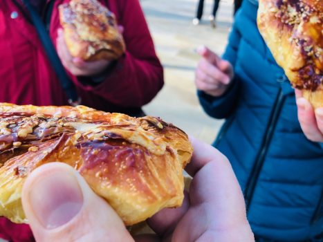 Manchester food walks