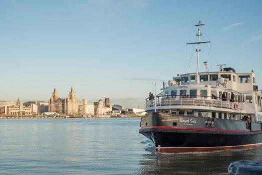 Merseyside, Liverpool - Mersey Ferries - Royal Iris of the Mersey © Mersey Ferries