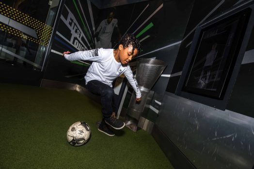 National Football Museum Manchester © Chris Payne