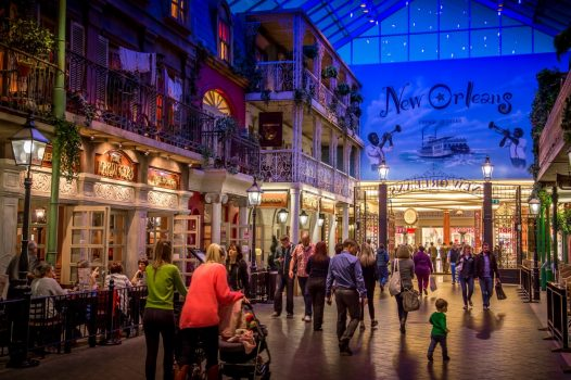 New Orleans ©The Intu Trafford Centre