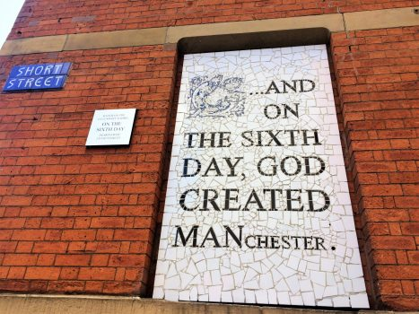 Northern Quarter walking tour