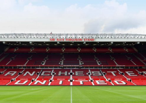 Manchester United - Old Trafford - Manchester Derby