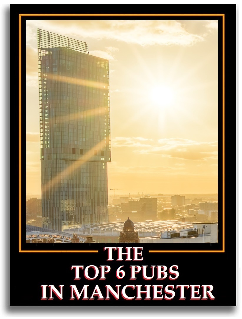 Top pubs in Manchester