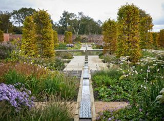 The Paradise Garden at RHS Garden Bridgewater © RHS/Photographer Mark Waugh