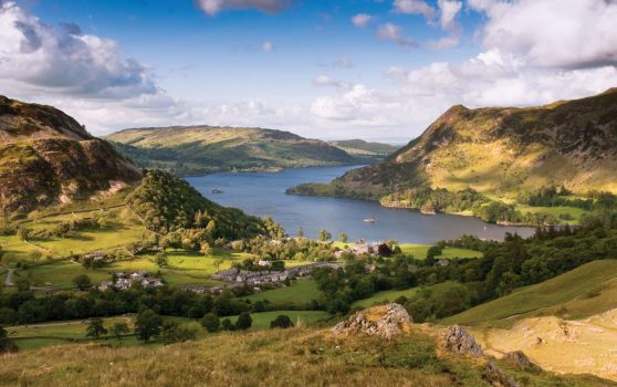 Rabbie's Tours Manchester - Ullswater, Lake District