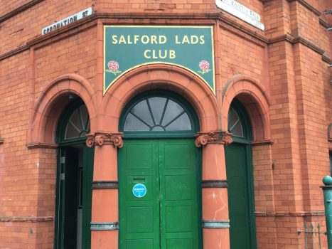 Salford Lads Club, Manchester