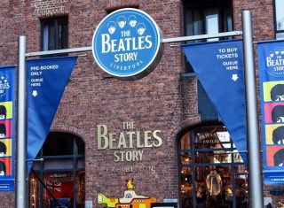The Beatles Story, Liverpool - Albert Dock © The Beatles Story