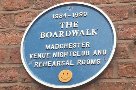 Manchester music tour