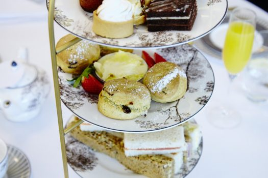 World of Wedgwood, Stoke-on-Trent - Afternoon Tea