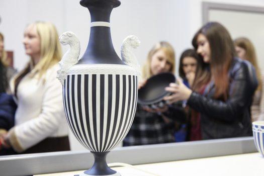 World of Wedgwood, Stoke-on-Trent - Vase