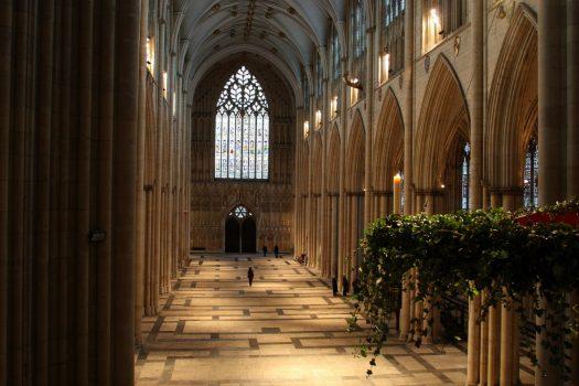 York Minster Nave © www.visityork.org